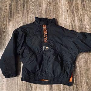 Vintage Starter Philadelphia Pullover Jacket